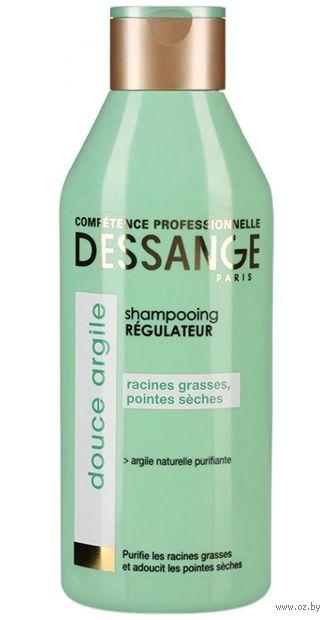 """Шампунь для волос """"Dessange. Белая глина"""" (250 мл) — фото, картинка"""