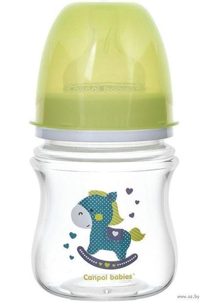 """Бутылочка для кормления """"Игрушки"""" (120 мл; салатовая) — фото, картинка"""
