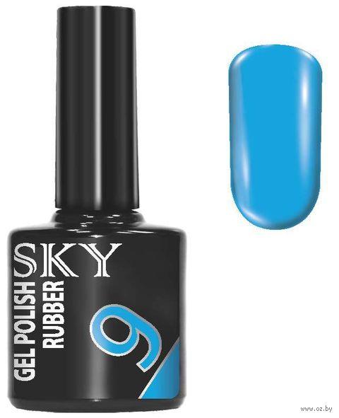"""Гель-лак для ногтей """"Sky"""" тон: 09 — фото, картинка"""