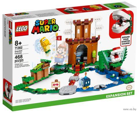 """LEGO Super Mario """"Охраняемая крепость"""" (дополнение) — фото, картинка"""