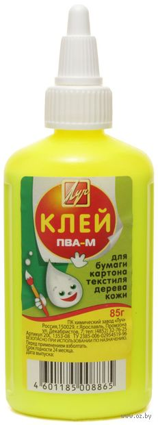 Клей ПВА-М (85 гр)