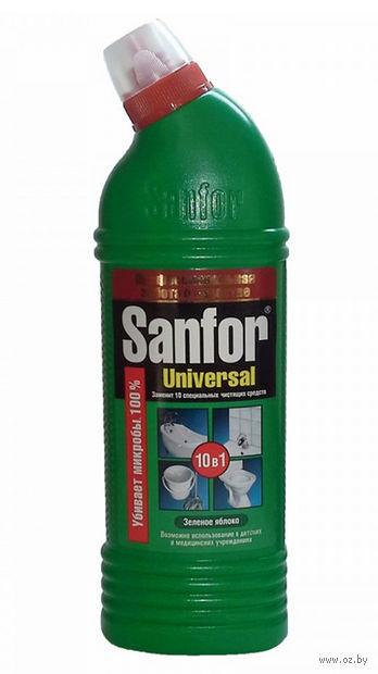 """Средство чистящее универсальное """"WC gel. Зеленое яблоко"""" (750 г) — фото, картинка"""