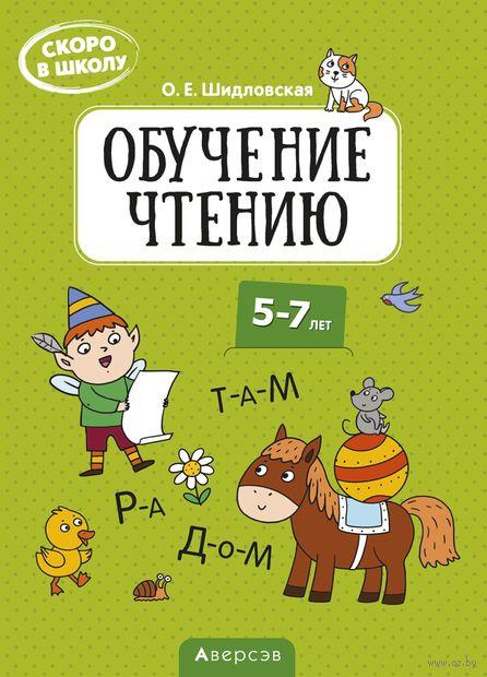Скоро в школу. Обучение чтению. 5–7 лет — фото, картинка