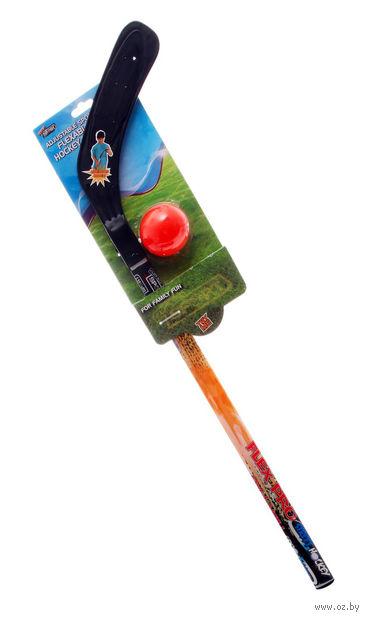 """Игровой набор для хоккея на траве """"Клюшка с шаром"""""""