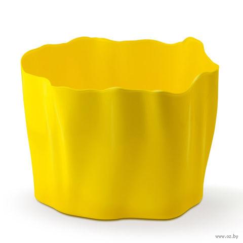 """Органайзер """"Flow"""" средний (желтый)"""