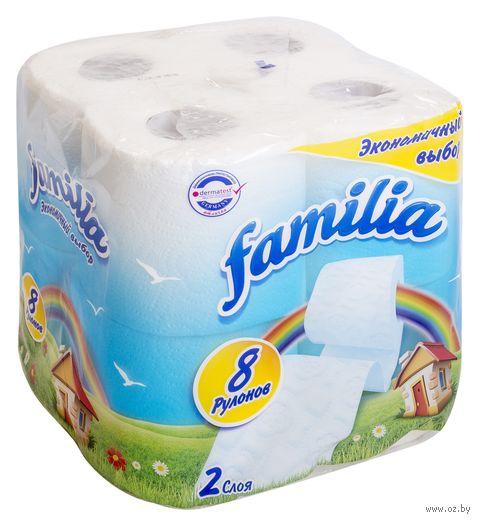 """Туалетная бумага """"Радуга"""" (8 рулонов) — фото, картинка"""