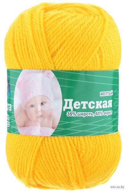 Астра. Baby (желтый; 50 г; 150 м) — фото, картинка