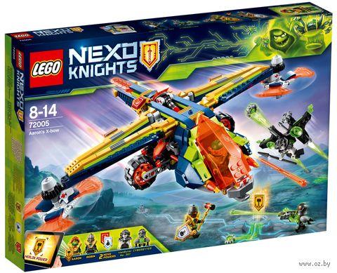 """LEGO Nexo Knights """"Аэро-арбалет Аарона"""" — фото, картинка"""