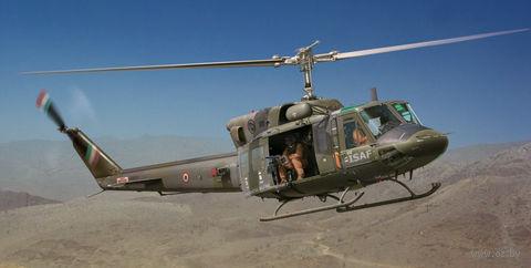 """Вертолет """"BELL AB 212 / UH 1N"""" (масштаб: 1/48) — фото, картинка"""