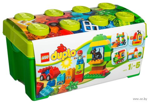 """LEGO Duplo """"Механик"""""""
