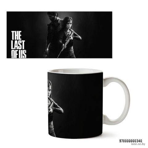"""Кружка """"The Last of Us"""" (белая; арт. 340) — фото, картинка"""