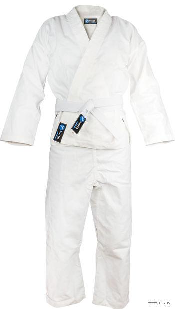 Кимоно для карате (р. 1/140; белое) — фото, картинка