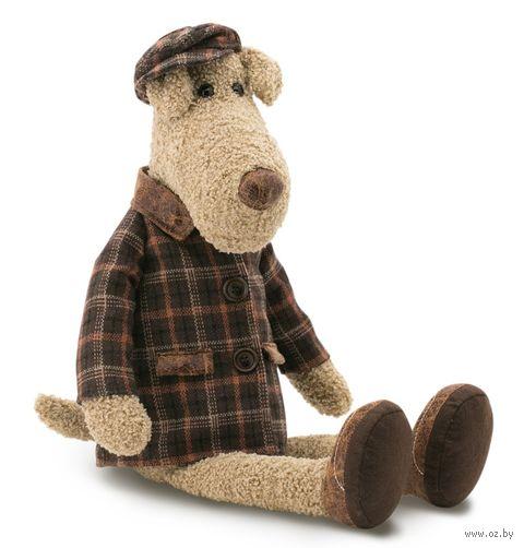 "Мягкая игрушка ""Пёс Мистер Ричи"" (45 см) — фото, картинка"
