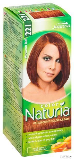 Краска для волос (тон: 221, осенний лист)