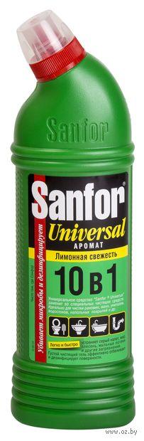 """Средство чистящее универсальное """"WC gel. Лимонная свежесть"""" (750 г) — фото, картинка"""
