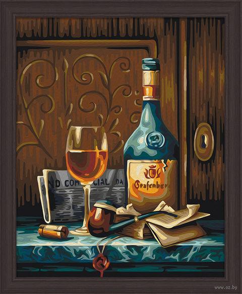 "Картина по номерам ""В кабинете"" (400х500 мм) — фото, картинка"