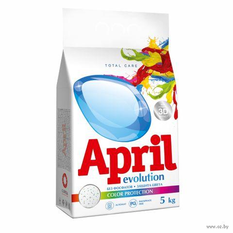"""Стиральный порошок """"Evolution. Color Protection"""" (5 кг) — фото, картинка"""
