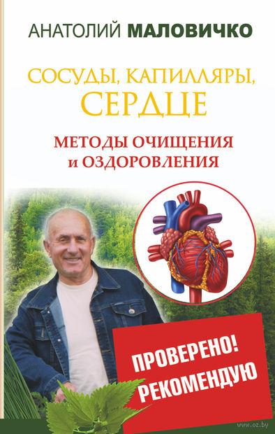 Сосуды, капилляры, сердце. Методы очищения и оздоровления. А. Маловичко