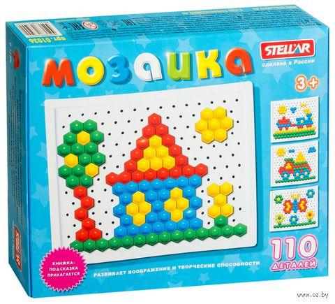 Мозаика (13 мм; 110 деталей; коробка)
