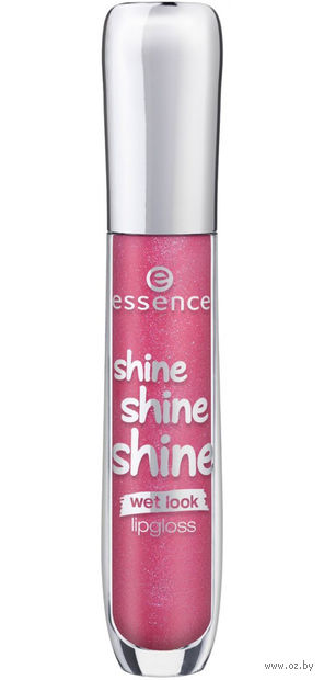 """Блеск для губ """"Shine shine shine"""" (тон: 03, friends of glamour) — фото, картинка"""