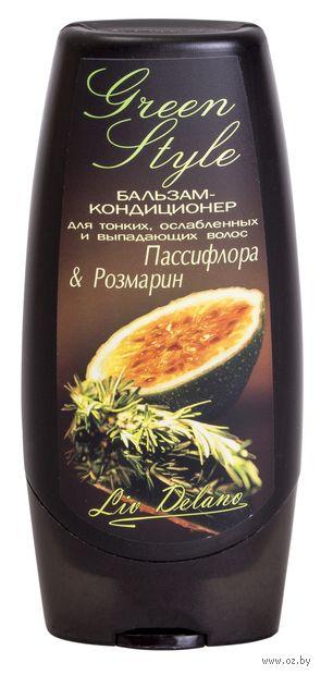 """Бальзам-кондиционер для волос """"Пассифлора и розмарин"""" (200 г) — фото, картинка"""