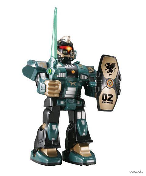 """Робот """"Зеленый воин"""" (со световыми эффектами) — фото, картинка"""