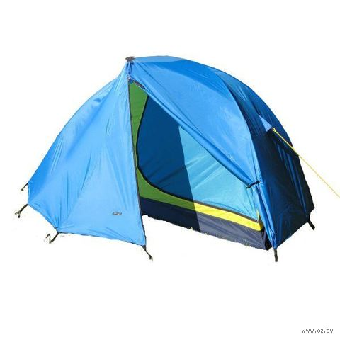 """Палатка """"Юрта-3"""" (голубая) — фото, картинка"""