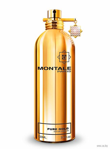 "Парфюмерная вода для женщин Montale ""Pure Gold"" (100 мл)"