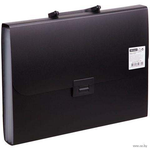 """Папка-портфель """"OfficeSpace"""" (А4; арт. F06P1_334) — фото, картинка"""