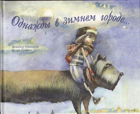 Однажды в зимнем городе.... Яснобор Мишарин, Игорь Куприн, Марина Бородицкая