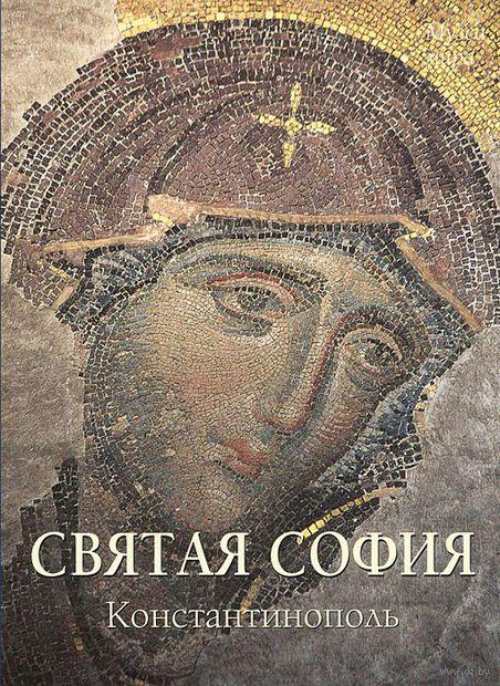 Святая София. Константинополь. Елена Милюгина