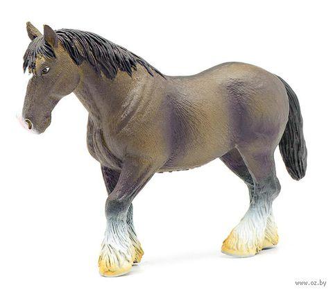 """Фигурка """"Animal Planet: Лошадь мощной породы"""""""