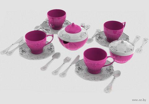 """Набор детской посуды """"Волшебная хозяюшка. Чайный сервиз"""" (арт. 620H) — фото, картинка"""
