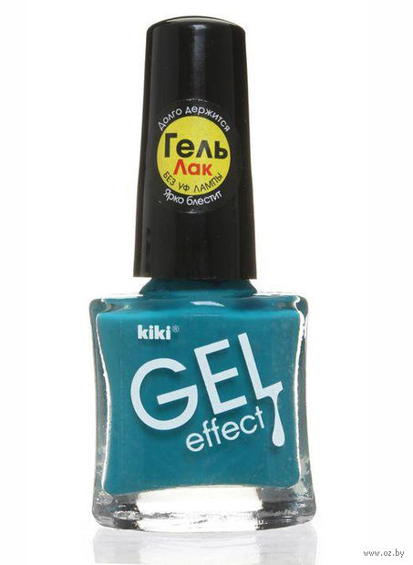 """Лак для ногтей """"Gel Effect"""" (тон: 007) — фото, картинка"""