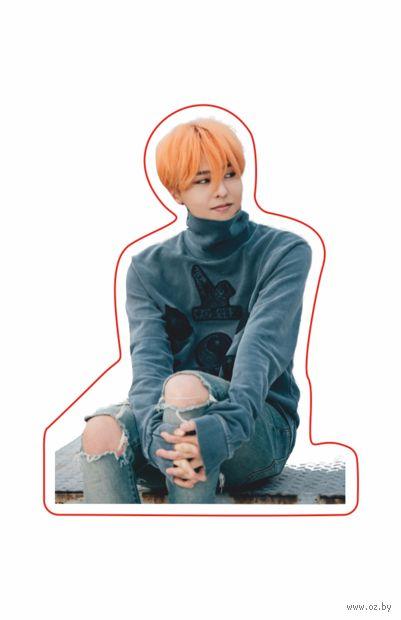 """Наклейка """"Big Bang. G-Dragon"""" (арт. 10) — фото, картинка"""