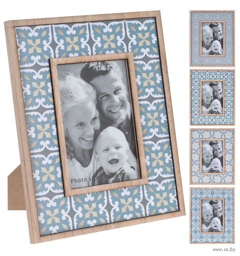 Рамка деревянная (10х15 см; арт. NB1800660) — фото, картинка
