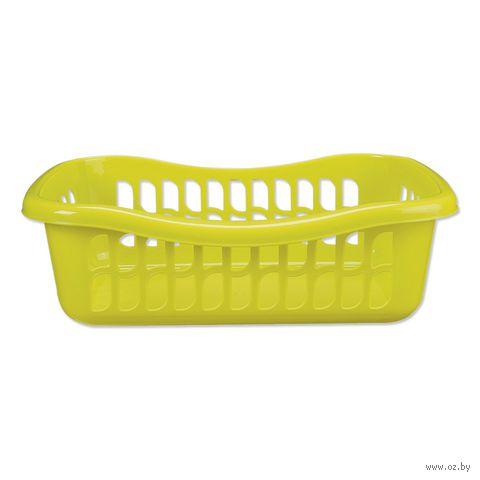 Корзина пластмассовая большая (35*25 см)