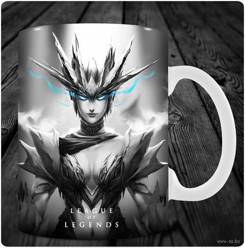 """Кружка """"League of Legends"""" (art.1)"""