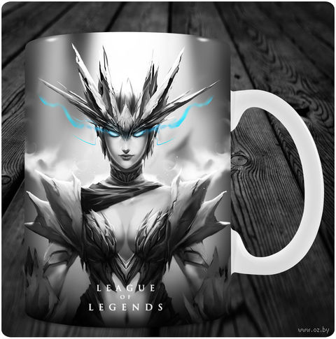 """Кружка """"League of Legends"""" (art. 1)"""