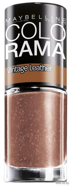 """Лак для ногтей """"Colorama, Vintage Leather"""" (тон 211, кирпичный; 7 мл)"""