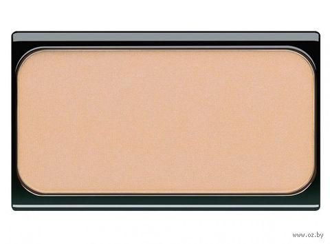 """Компактная пудра для лица контурирующая """"Contouring Powder"""" (тон: 11, caramel chocolate) — фото, картинка"""
