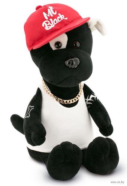 """Мягкая игрушка """"Пёс Рэпер"""" (30 см) — фото, картинка"""