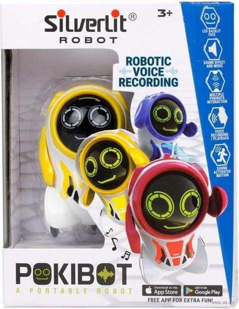 """Робот """"Pokibot"""" (со световыми и звуковыми эффектами; арт. 88529-9) — фото, картинка"""