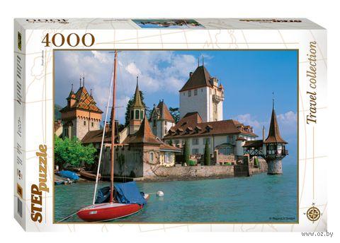 "Пазл ""Швейцария. Оберхофен"" (4000 элементов) — фото, картинка"