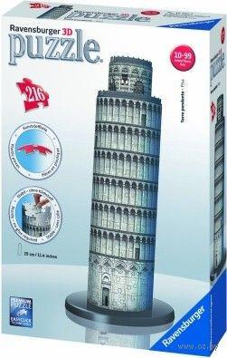 """3D Пазл """"Пизанская башня"""" (216 элементов)"""