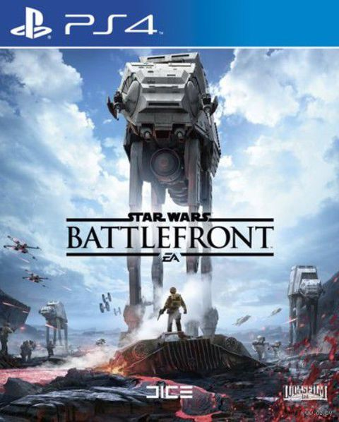Star Wars. Battlefront (PS4)