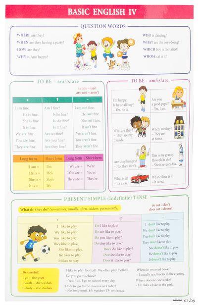 Basic English IV — фото, картинка