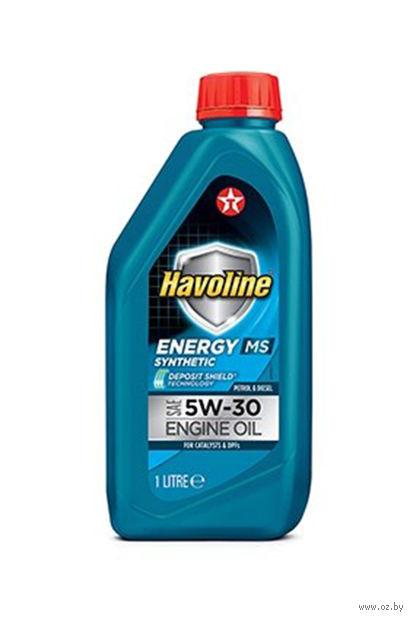 "Масло моторное ""Havoline Energy MS"" 5W-30 (1 л) — фото, картинка"