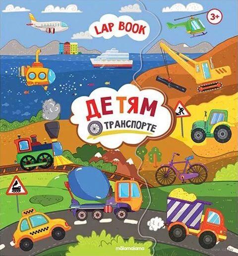 Lap book. Детям о транспорте — фото, картинка