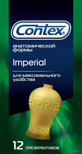 """Презервативы """"Contex. Imperial"""" (12 шт.) — фото, картинка"""